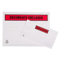Printed Document Enclosed Pouches