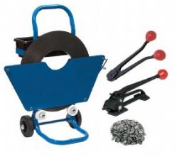 Heavy Duty Steel Strapping Tensioner/Sealer Starter Kits